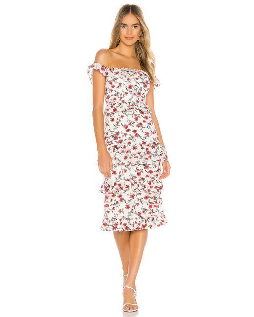 Tularosa Lily ドレス White