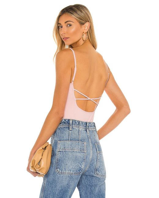 Free People Basique ボディスーツ Multicolor