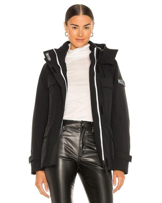 Пальто Lexi В Цвете Черный Mackage, цвет: Black