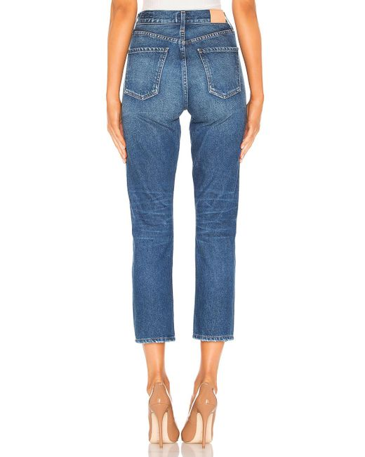 Citizens of Humanity Charlotte ストレートレッグデニム. Size 27, 29, 30. Blue