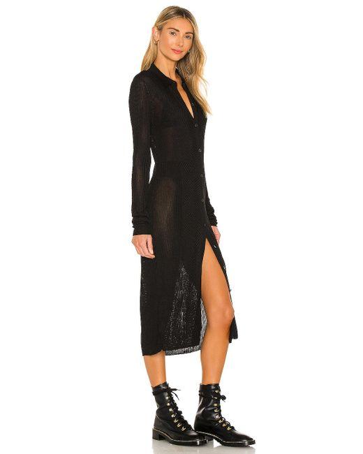 Rag & Bone Pacey ドレス Black