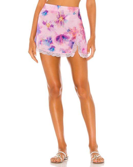 Frankie's Bikinis Boden スカート Pink
