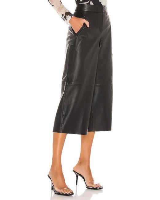 AllSaints Leah キュロットパンツ Black