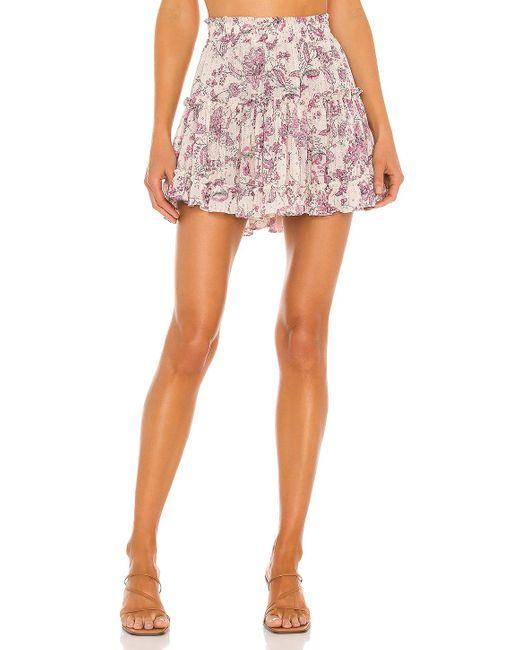 MISA Los Angles Marion スカート Multicolor