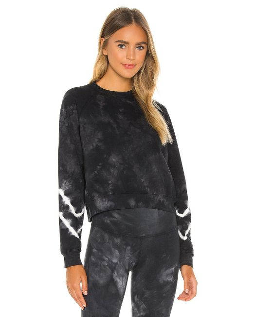 Electric and Rose Black Ronan Pullover
