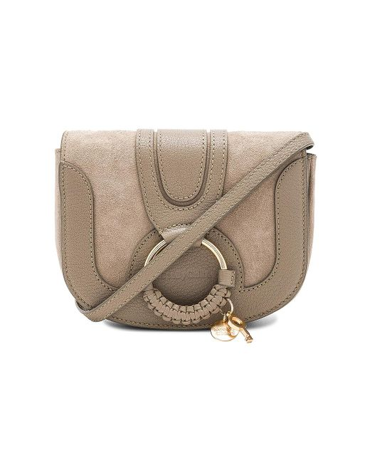 See By Chloé バッグ Gray