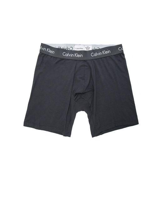 CALVIN KLEIN 205W39NYC - Blue Body Modal Boxer Briefs for Men - Lyst