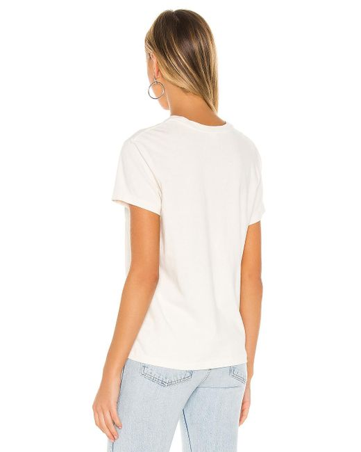 Re/done City By The Sea Tシャツ White