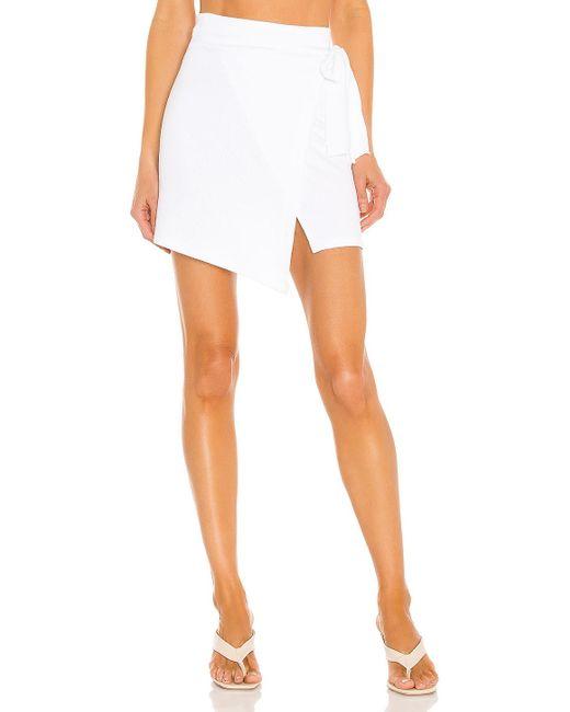 LNA Carrusso スカート White