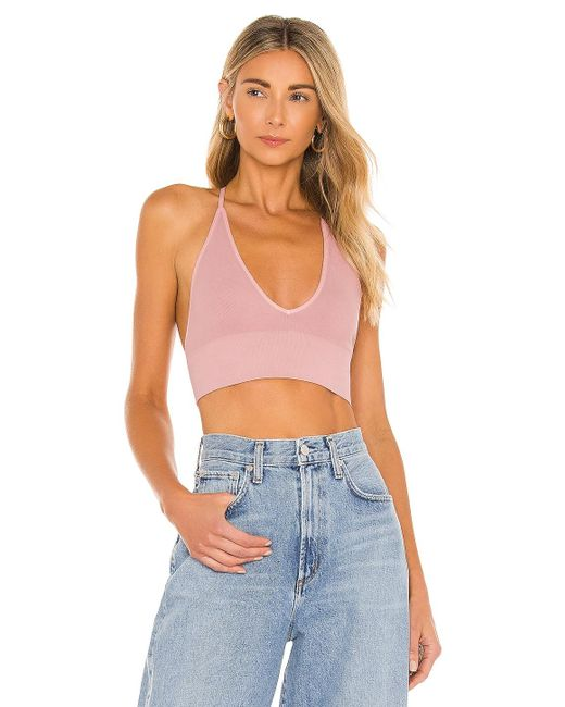 Free People Scoop Me Up タンクトップ Multicolor