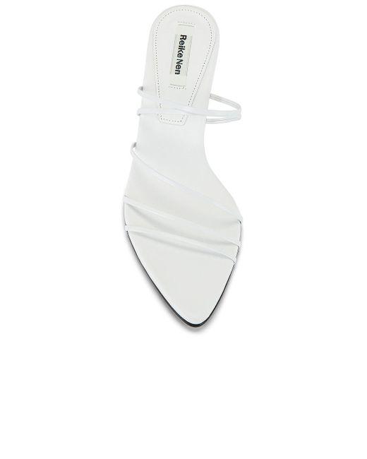 Reike Nen 5 Strings サンダル White