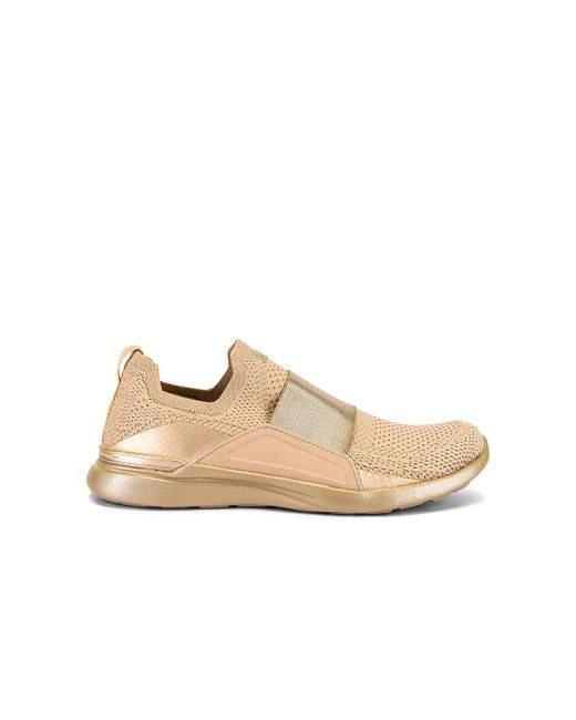 APL Shoes Techloom Bliss スニーカー Metallic