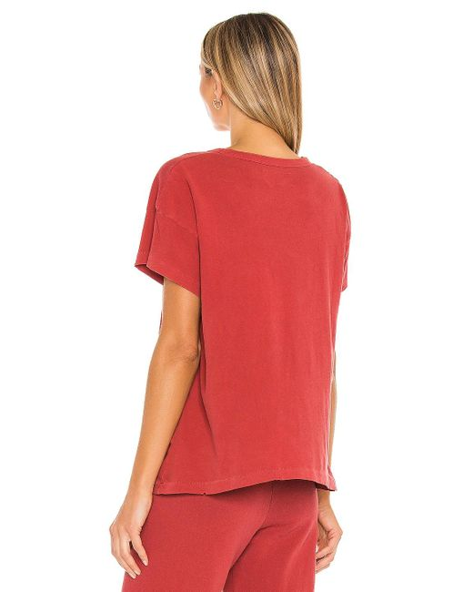 The Great Boxy Tシャツ Red