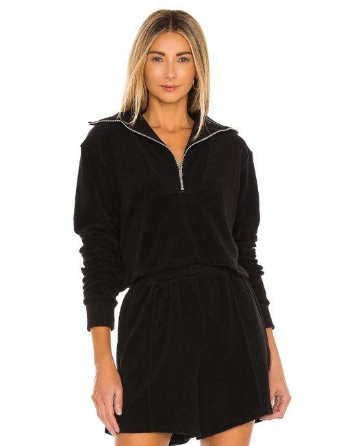 Пуловер Half В Цвете Черный Lovers + Friends, цвет: Black
