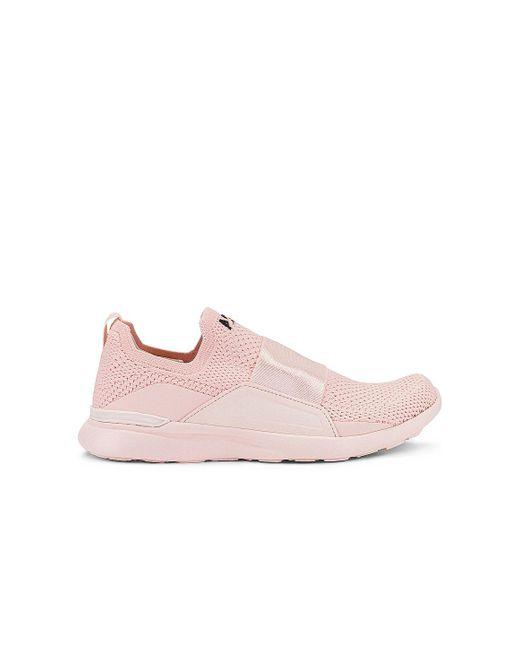 APL Shoes Techloom Bliss スニーカー Pink