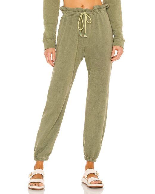 DONNI. Vintage Fleece Gemstone スウェットパンツ Green