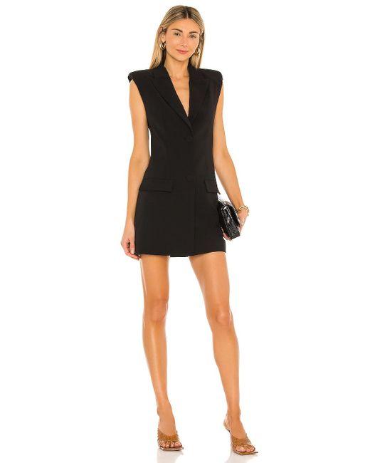 Nbd Black Josefina Mini Dress