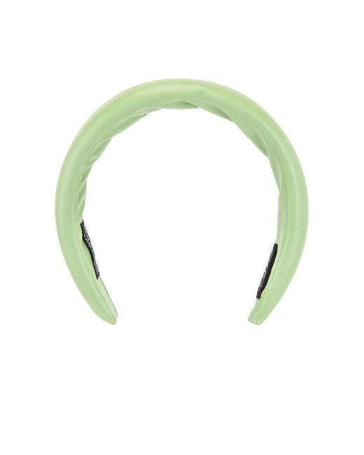 Обруч С Подкладкой Super Sleek В Цвете Мята - Mint. Размер All. 8 Other Reasons, цвет: Green