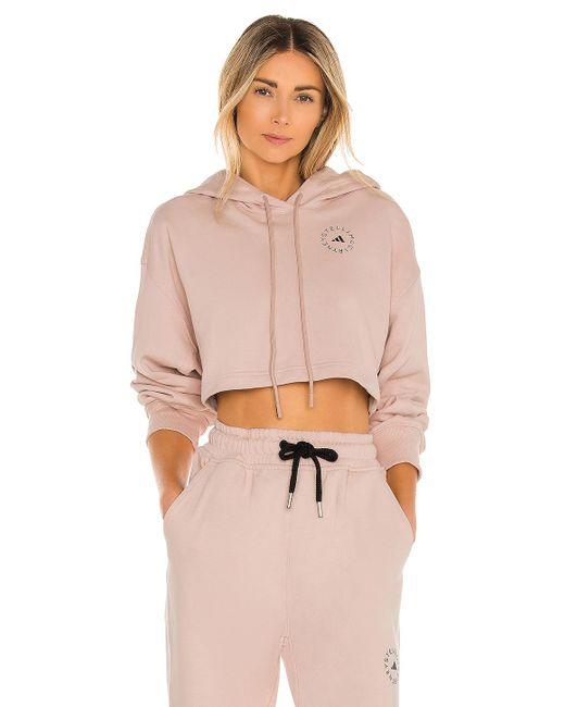 Adidas By Stella McCartney Asmc パーカー Pink