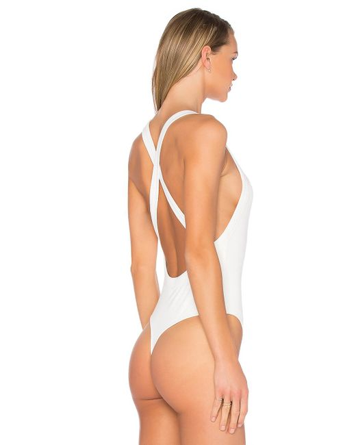 BODY NOLA Privacy Please en coloris White