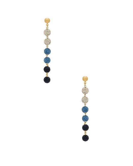 Frasier Sterling   Blue Sunrise Earrings   Lyst