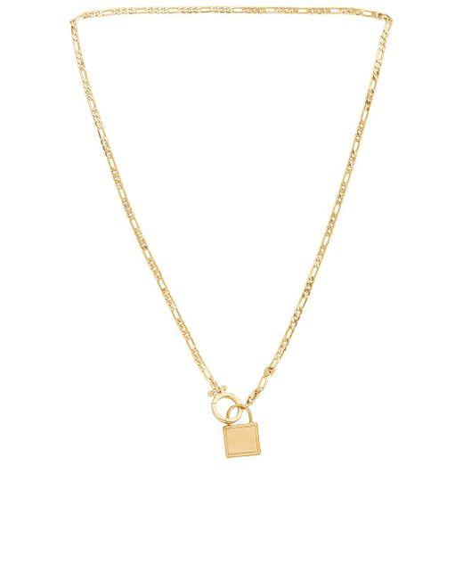 Ожерелье Charlie В Цвете Золотой Gorjana, цвет: Metallic