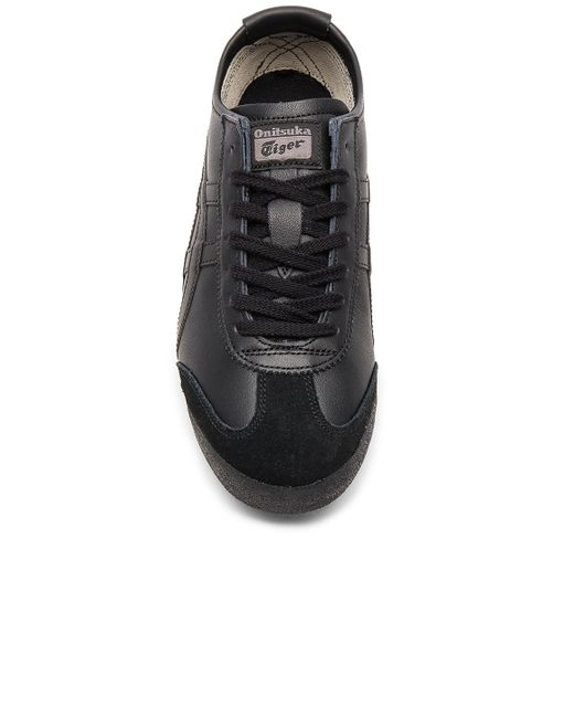save off 98717 00b97 Men's Black Mexico 66 Sneakers