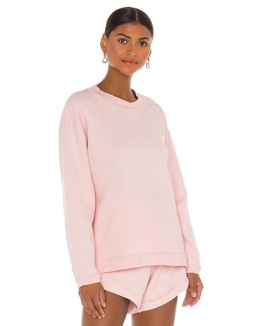 LNA スウェットシャツ Pink