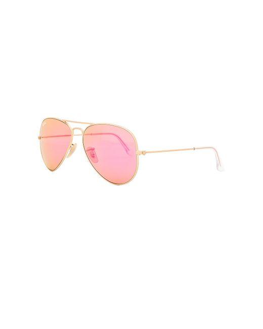 Ray-Ban サングラス Pink