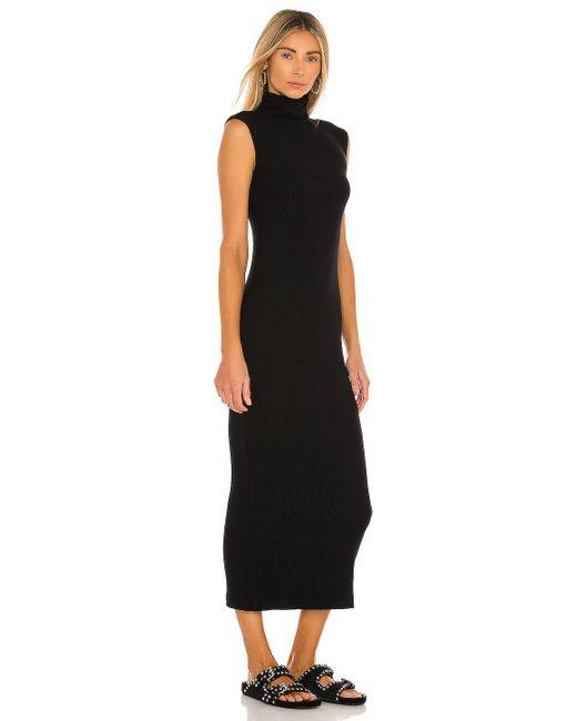 Enza Costa ドレス In Black. Size S, Xs.