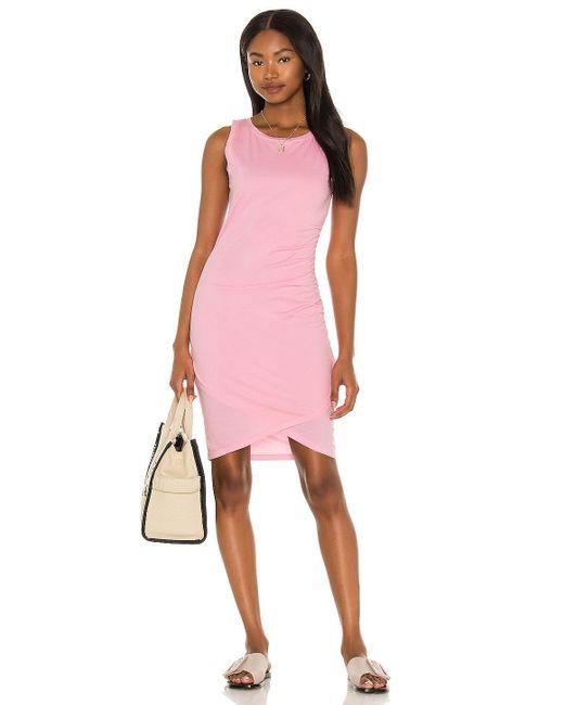 Bobi ドレス Pink