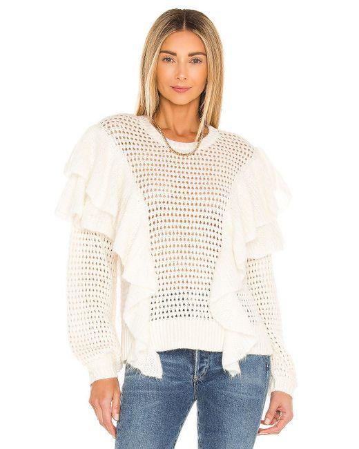 Tularosa Palmeira セーター White