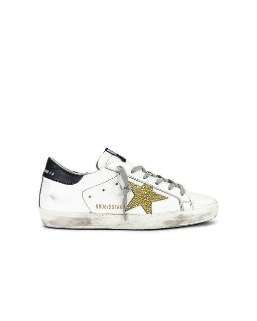 Golden Goose Deluxe Brand Superstar スニーカー White