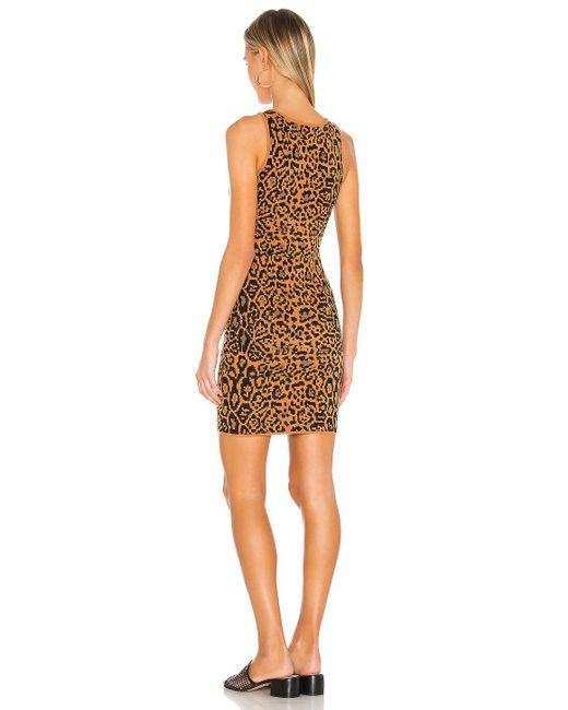 House of Harlow 1960 Brown X REVOLVE Safari Dress