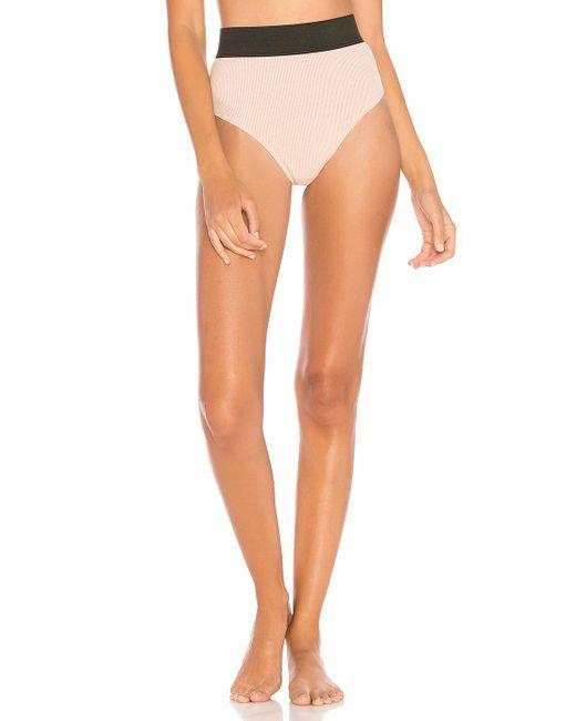 Ow Intimates - Multicolor Yulia Underwear In Blush - Lyst