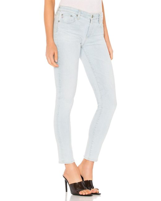 AG Jeans LEGGING Ankle スキニーデニム. Size 24,25,26,28,29,30. Multicolor