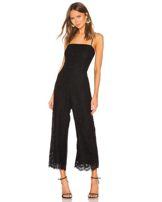 Bardot Sienna ジャンプスーツ Black