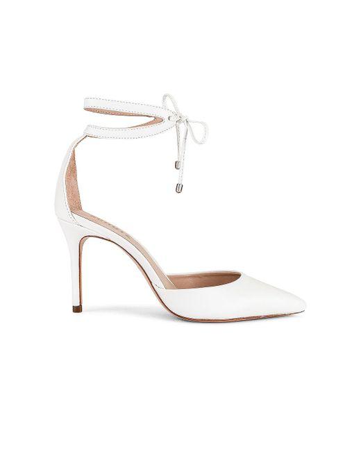 Туфли На Каблуке Tabitha В Цвете Белый Schutz, цвет: White