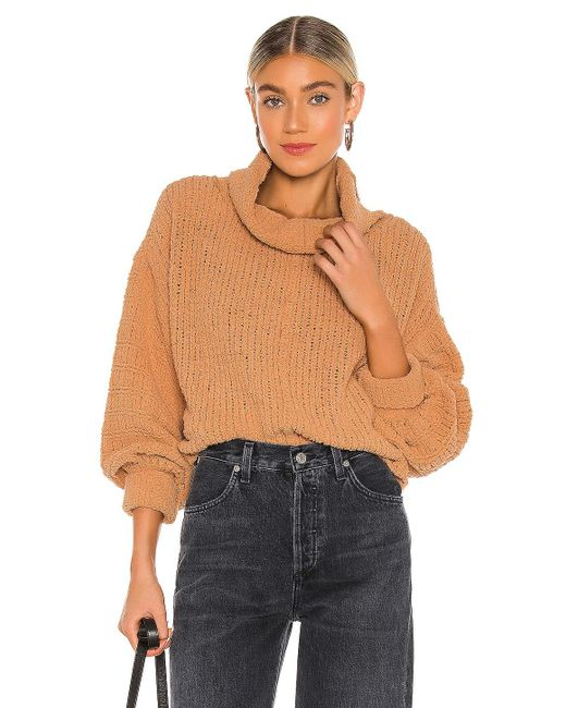 Free People Be Yours プルオーバー Multicolor
