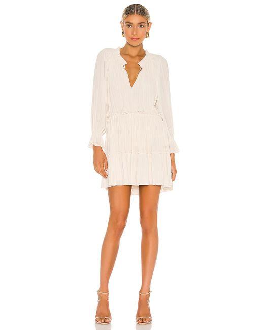 MISA Los Angles Azmina ドレス White