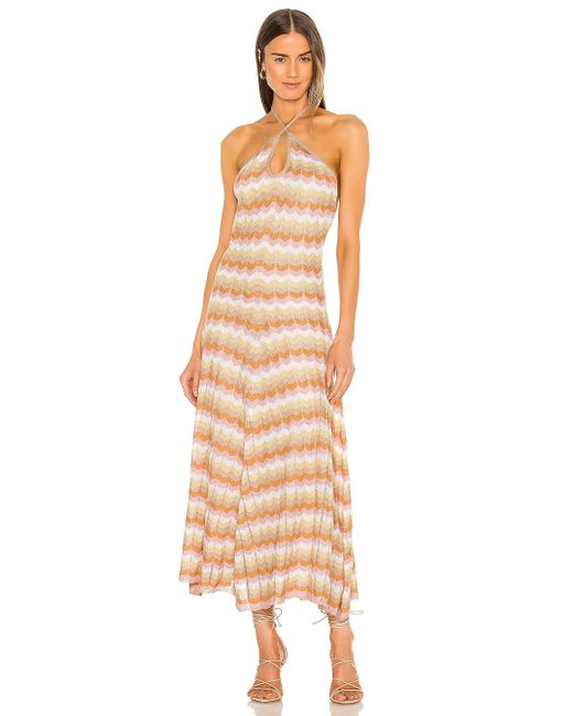 Hansen & Gretel Pandora ドレス. Size M, S, Xs. Orange