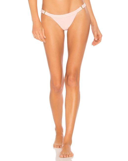 Beach Bunny - Multicolor Rib Tide Bikini Top - Lyst