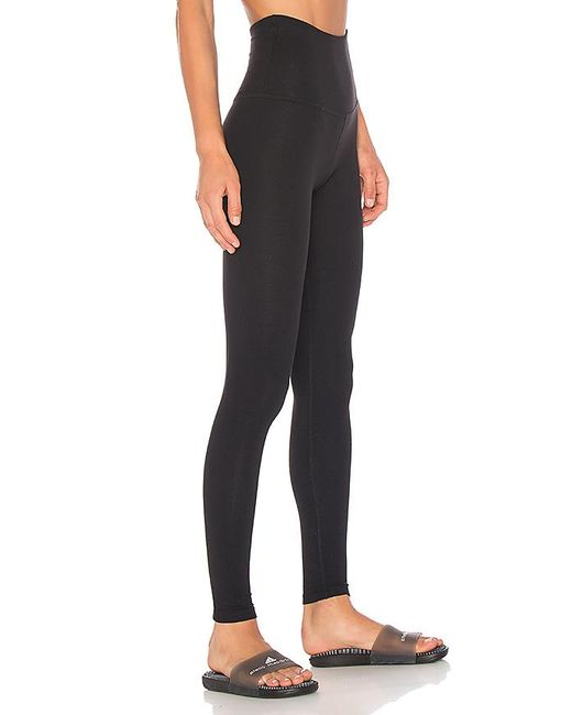Beyond Yoga Women's Take Me Higher Long Leggings - Jet Black - Size Medium