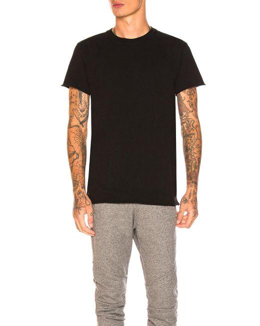 メンズ John Elliott Anti-expo Tシャツ Black