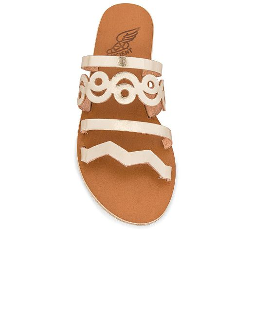 Ancient Greek Sandals Meltemi サンダル Multicolor