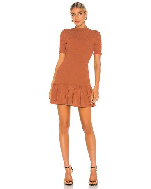 A.L.C. Aston ドレス Orange