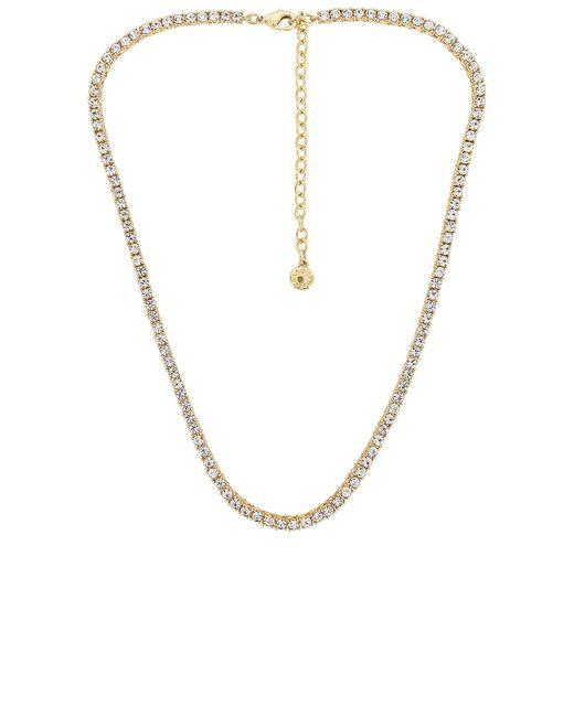 Ожерелье Bennett В Цвете Сброс BaubleBar, цвет: Metallic