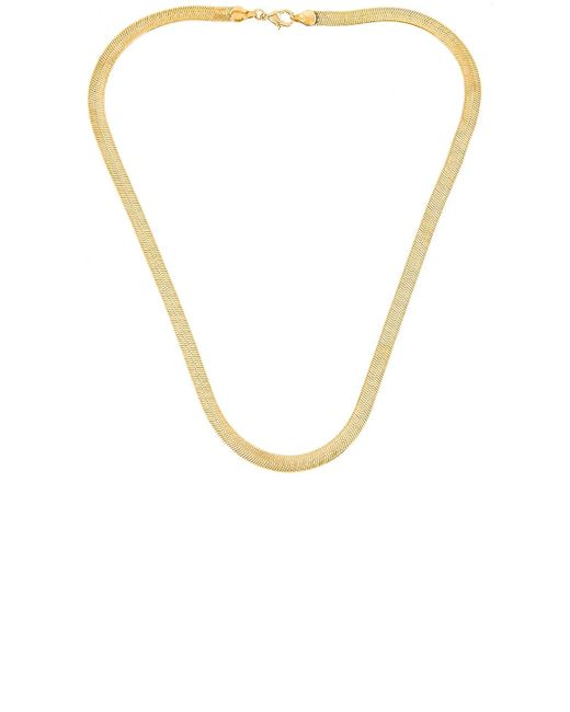 COLLIER JAGGER Five And Two en coloris Metallic
