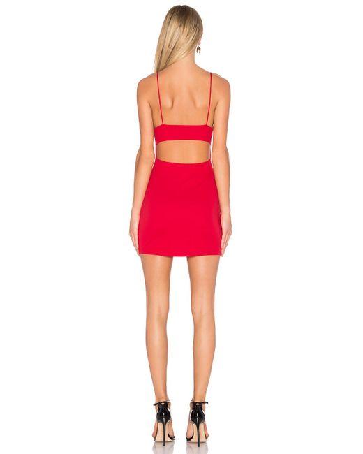 Nbd Kate ドレス Red