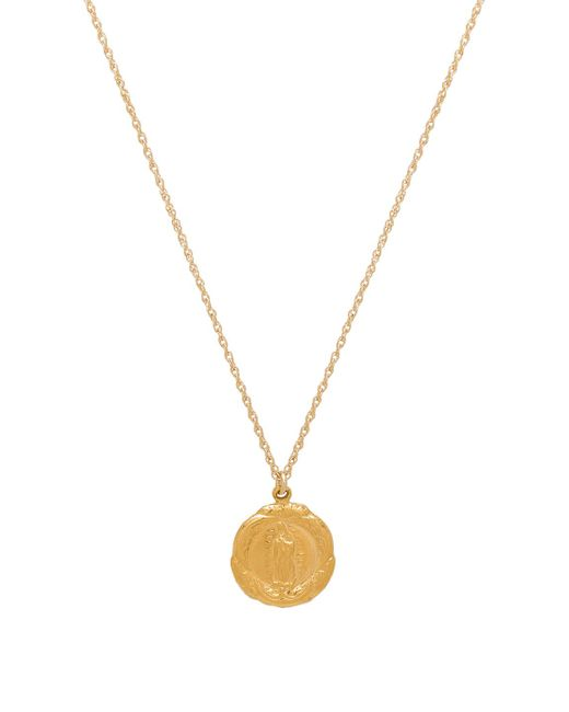 Natalie B. Jewelry - Metallic X Revolve Victorian Guadalupe Necklace - Lyst